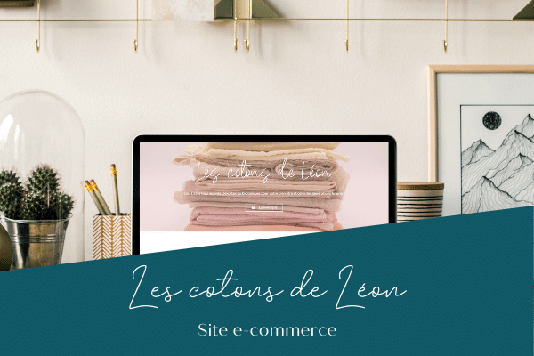 site internet ecommerce behind you