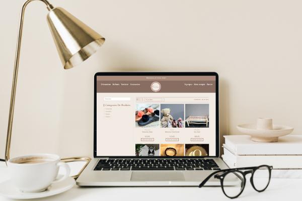 Site ecommerce chezmargot.fr
