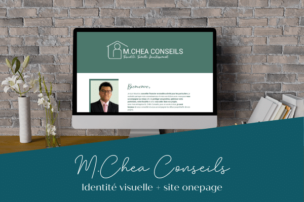 M.Chea conseils site internet behind you