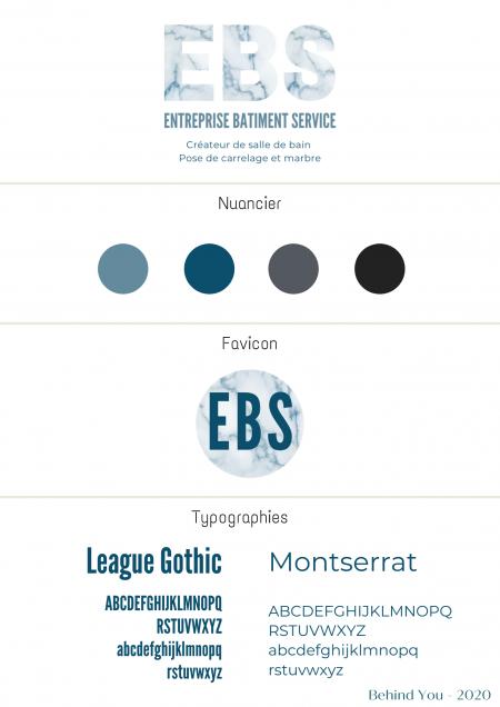 Charte graphique EBS